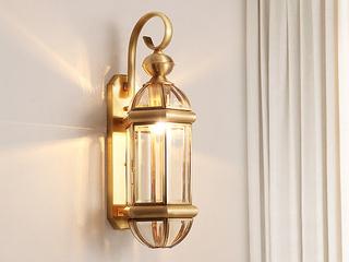 欧式WC-1铜灯 单头壁灯(包邮)(不含光源)