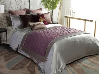 坎贝尔 床品四件套(含1对枕套、1条被套、1条床单)(不含芯)