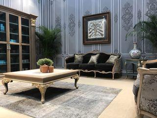 法式风格 欧洲进口榉木 桃花芯 柔软座包 饱满不易塌陷 气质高雅 三人沙发
