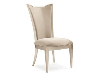 简美风格 北美进口榉木坚固框架 提花布面料 餐椅