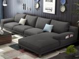 【纾康】X8001 (1位+3位+左贵妃) 北欧风格 麻布面料 多种配色 百搭沙发套装