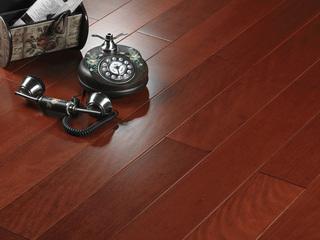 实木平面唐木实木地板