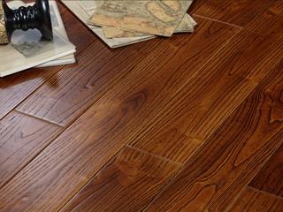 实木仿古槐木实木地板
