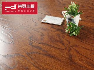 (物流点送货入户+安装含辅料)仿实木强化地板 复合木地板12mm 新斑驳古韵系列 典雅红榆 环保地板 GY81