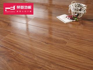 (物流点送货入户+安装含辅料)仿实木强化地板 复合木地板12mm 巴黎春天系列 南洋花梨 环保地板 PS06