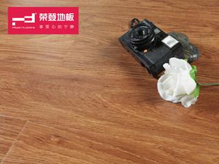 (物流点送货入户+安装含辅料)仿实木强化地板 复合木地板12mm 吴韵汉风系列 威士忌红橡 环保地板 HF8622