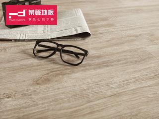 (物流点送货入户+安装含辅料)仿实木强化地板 复合木地板12mm 吴韵汉风系列 仿古核桃 环保地板 HF8633