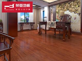 (物流点送货入户+安装含辅料)仿实木强化地板 复合木地板12mm 书香世家 环保地板 YJ005 厂家直销