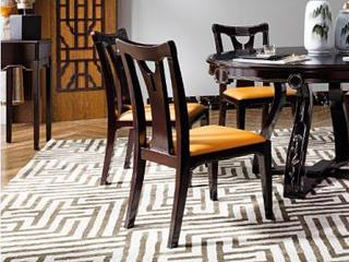 新中式系列餐椅