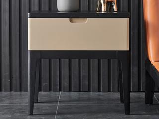 极简C801床头柜 单抽床头柜