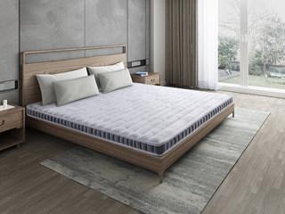 子爵A款9cm薄垫 护脊椎环保棕 东南亚进口乳胶 棕垫1.2*2.0米 可定制床垫