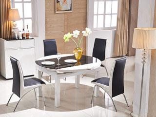 现代简约 可伸缩 2231多功能餐桌