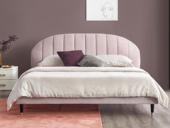 卡伦斯特 轻奢风格 高弹海绵 优质绒布1.8*2.0米床