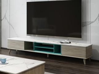 现代简约 坚韧白蜡木 经久耐用 1.8m电视柜