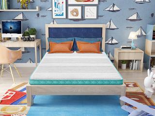·酷睡綠洲0.9*2.0 椰棕專業兒童6cm3D床墊 高箱上下鋪床適用