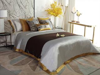 雪莱 床品四件套(含1对枕套、1条被套、1条床单)(不含芯)