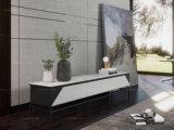 卡罗亚 极简风格 2.0米 岩板+实木电视柜